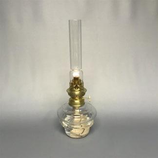 Skillingelampan 8''' - Skillingelampan 8''' med 17 cm rakt linjeglas