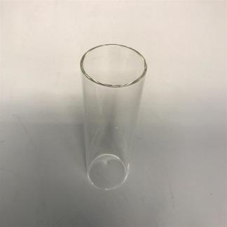 Cylinderglas 42x140mm (reservglas till bl.a. Ship's lamp) - Cylinderformat danskt glas