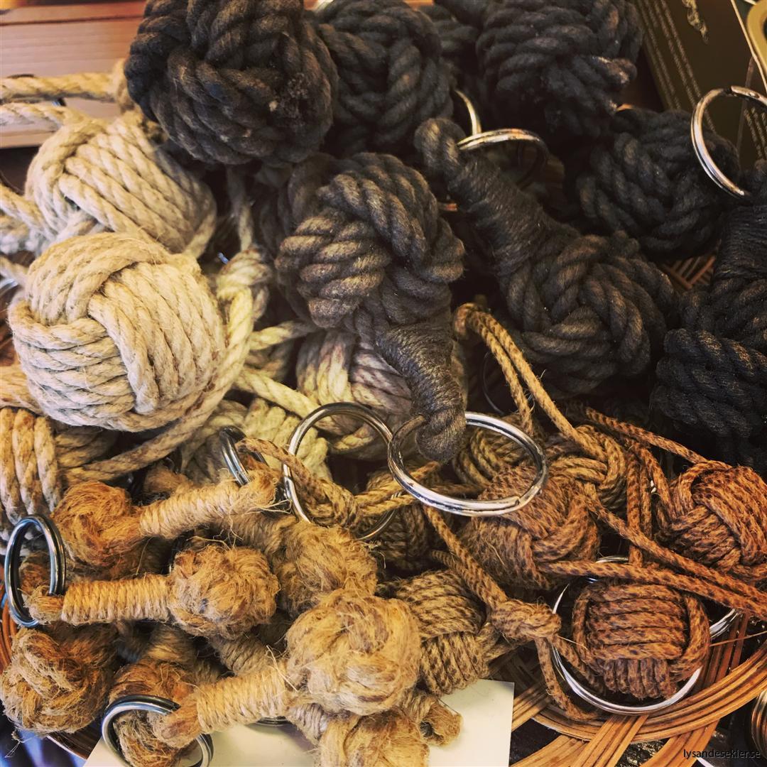 hantverk i rep och snöre apnäve knopar tjärade otjärade mm (17)