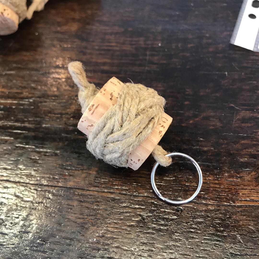 hantverk i rep och snöre apnäve knopar tjärade otjärade mm (3)