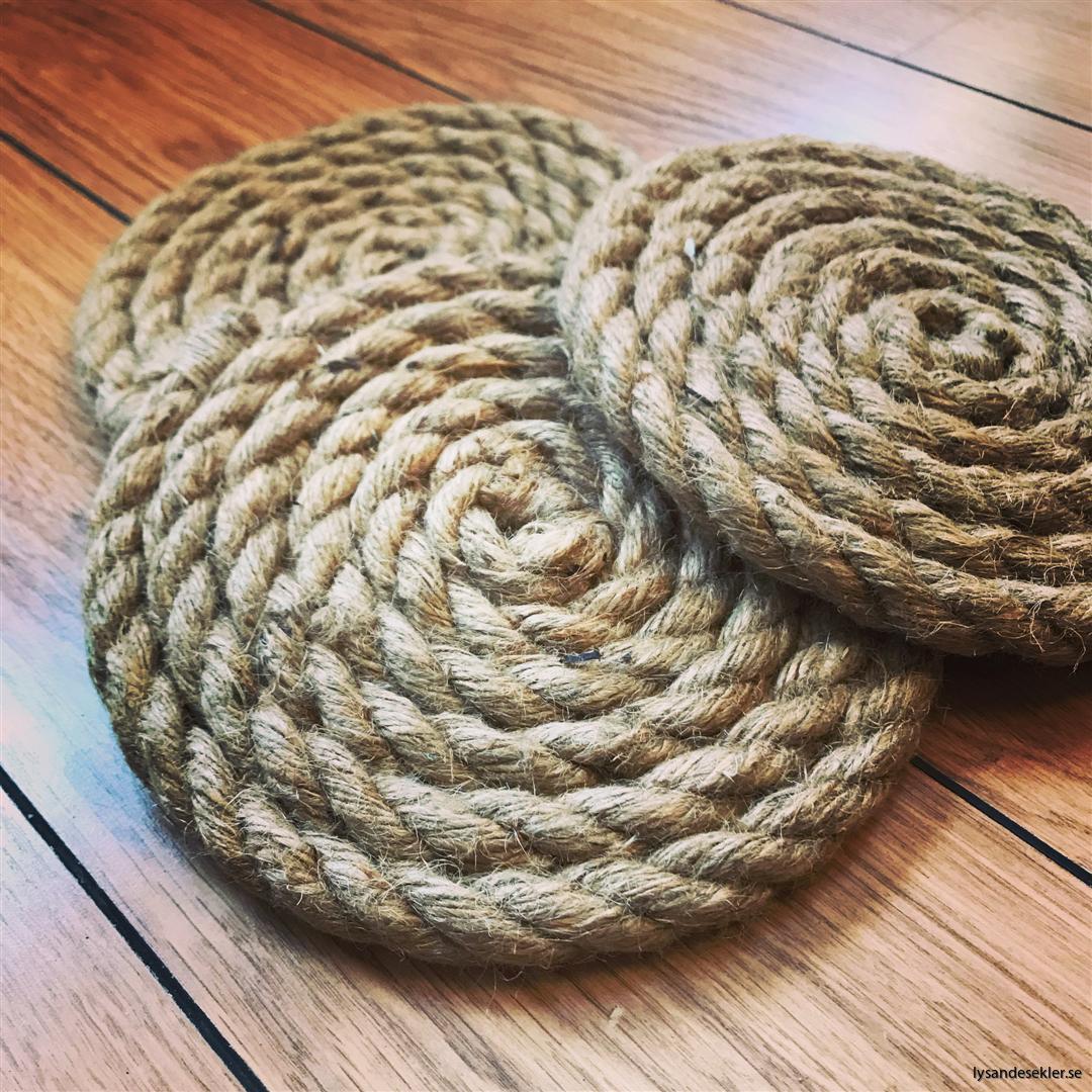 hantverk i rep och snöre apnäve knopar tjärade otjärade mm (20)