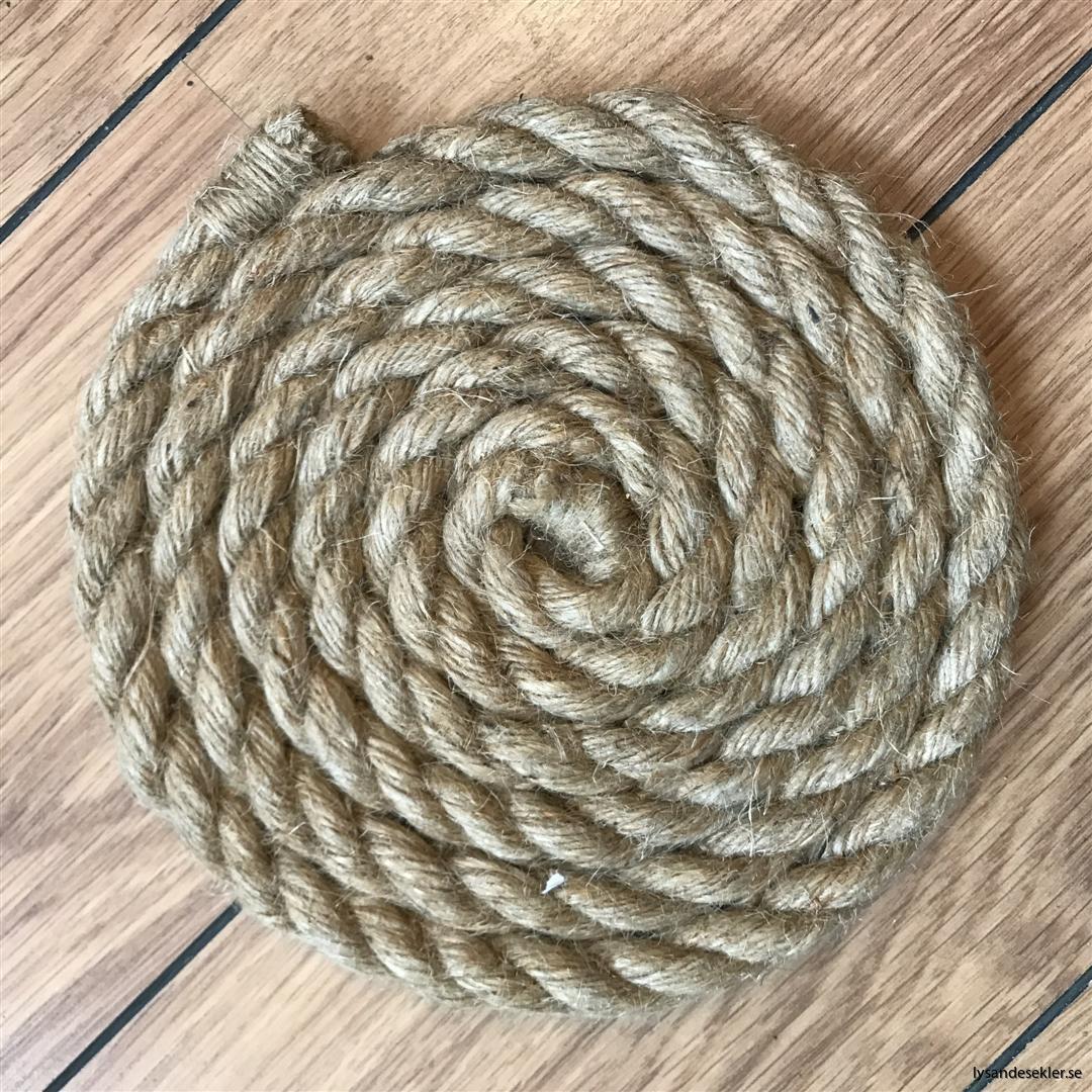 hantverk i rep och snöre apnäve knopar tjärade otjärade mm (21)