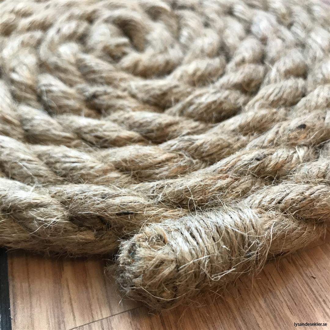 hantverk i rep och snöre apnäve knopar tjärade otjärade mm