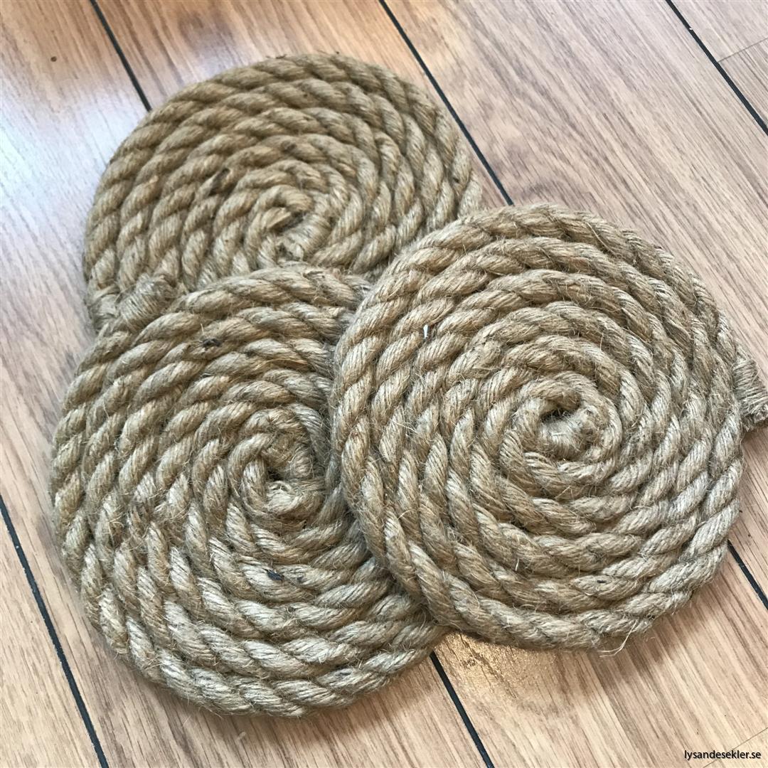 hantverk i rep och snöre apnäve knopar tjärade otjärade mm (19)