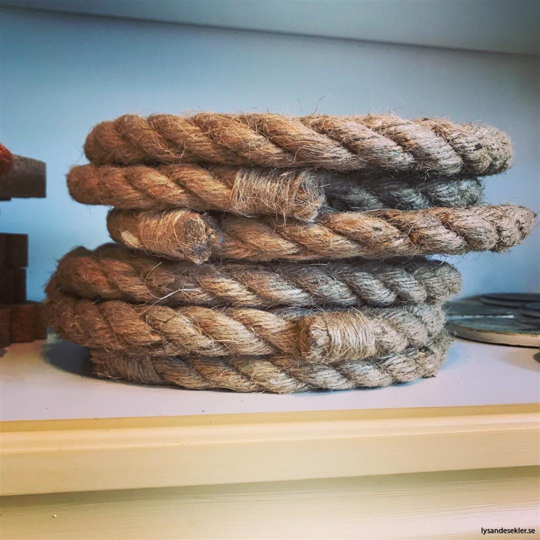 hantverk i rep och snöre apnäve knopar tjärade otjärade mm (18)