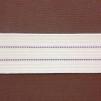 Veke 49-50 mm för 10''' rundbrännare (Veklängd: 25 cm) (Veke till fotogenlampa) - 49-50 mm (10''' veke) - 25 cm lång