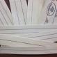 Veke 102 mm för 30''' & 40''' idealbrännare (decimetervara) (Veke till fotogenlampa)