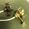 2''' stjärnbrännare (med 4mm snörveke) (Brännare till fotogenlampa)