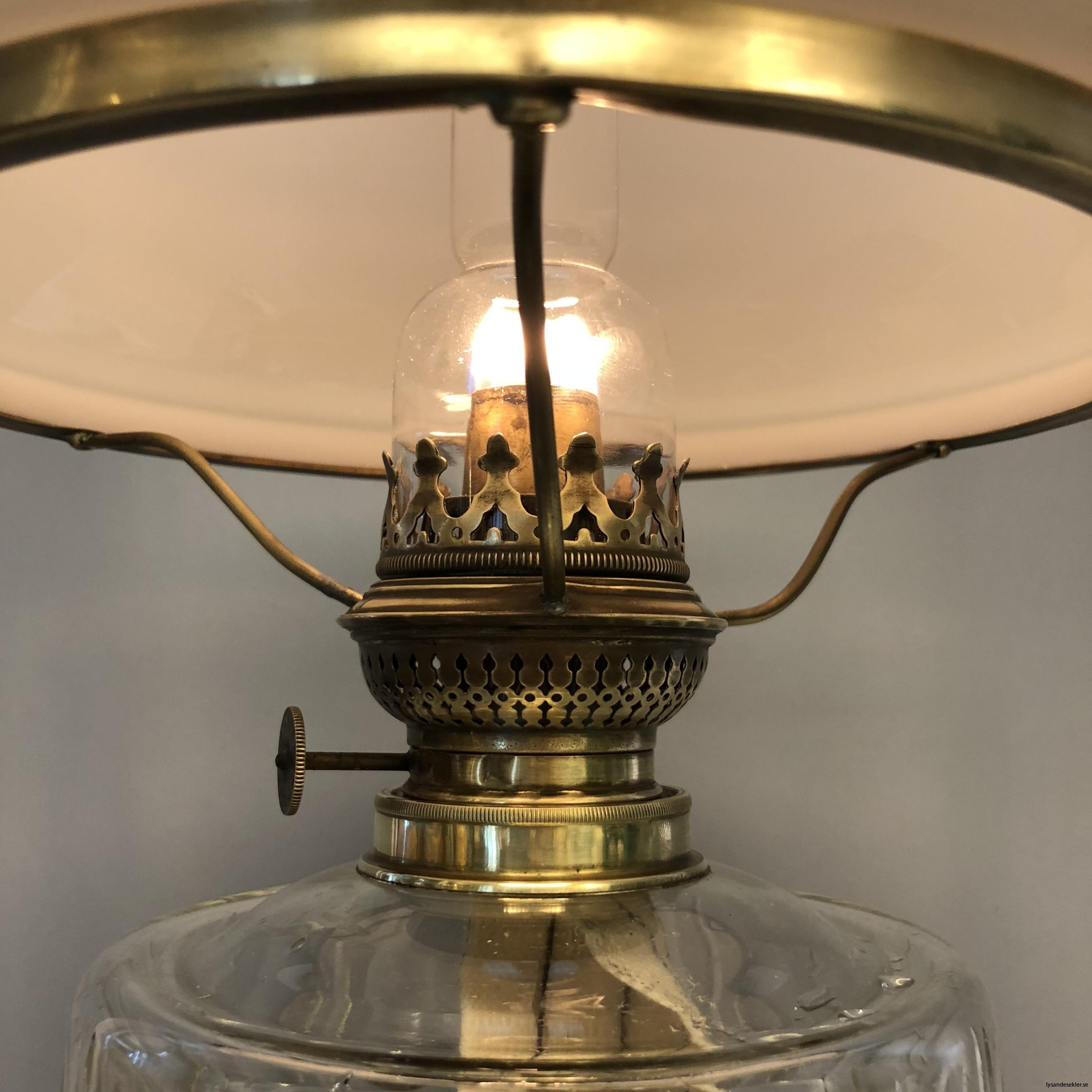 fotogenlampa fotogenlampor renoverad antik154