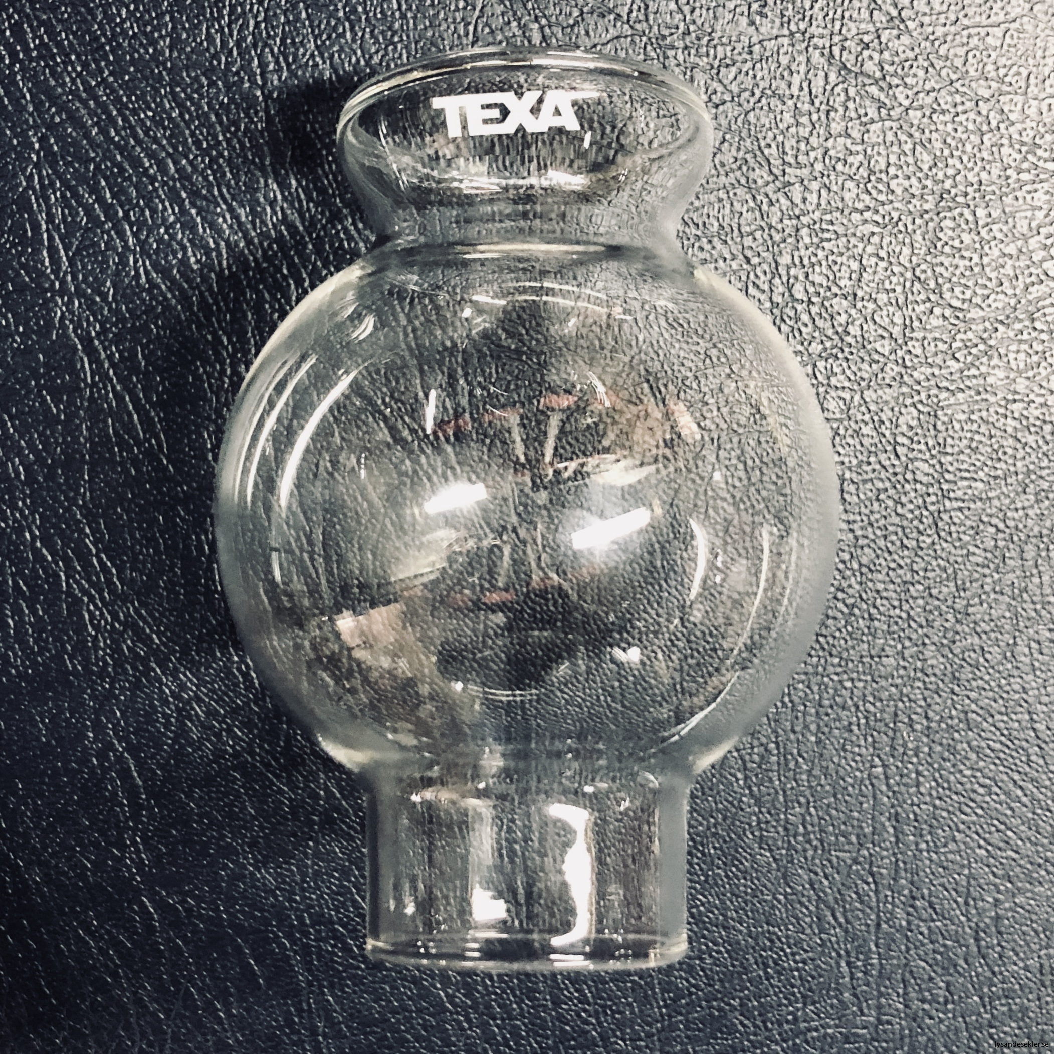 5 linjers lampglas TEXA