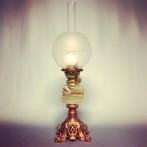 Speciell liten bordsfotogenlampa 8''' (äldre)
