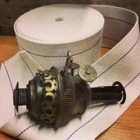 Veke 91 mm för 20''' rundbrännare (decimetervara) (Veke till fotogenlampa) - 91 mm (20''' idealveke) -  ange önskat antal dm