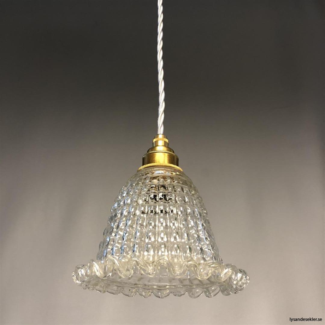 äldre elektriska lampor med tygsladd (3) (Large)