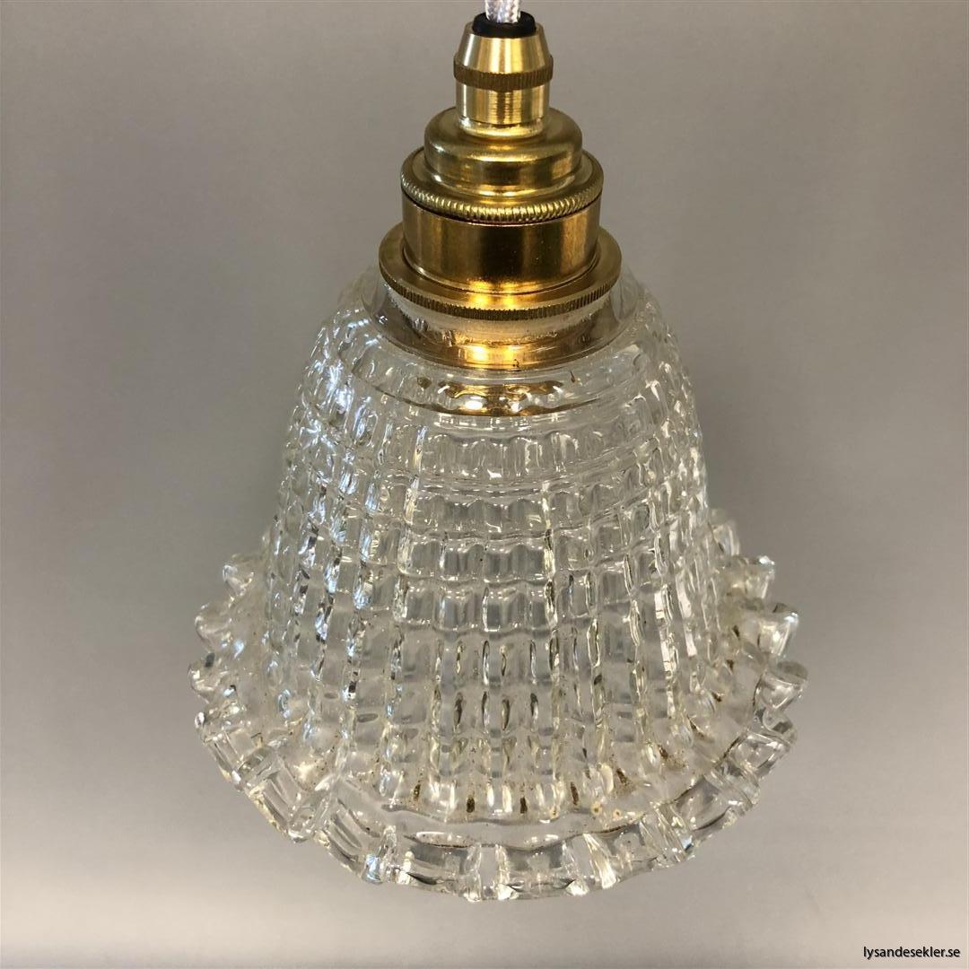 äldre elektriska lampor med tygsladd (6) (Large)