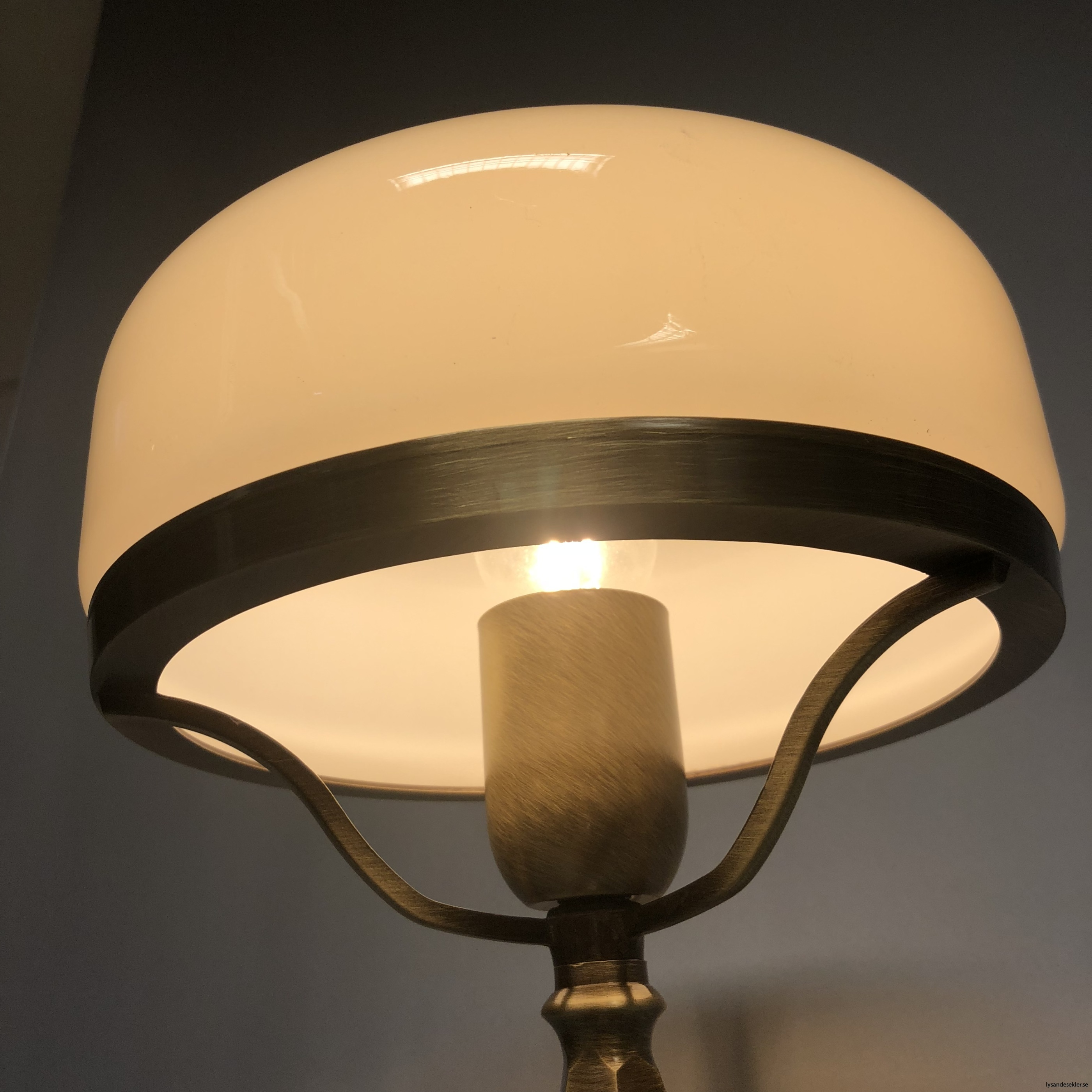 strindbergslampa strindbergslampor strindberg lampa skärm kupa strindbergsskärm strindbergskupa50