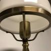 Strindbergslampa klassisk 200 mm opalvit