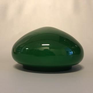 120 mm - Skärm mörkgrön liten - till Strindbergslampa - Strindbergsskärm LITEN mörkgrön 120 mm i diameter