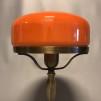 Strindbergslampa klassisk 200 mm orange
