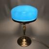 Strindbergslampa klassisk 200 mm blå