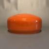 200 mm - Skärm orange mellan - till Strindbergslampa - Strindbergsskärm MELLAN orange 200 mm i diameter