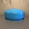 200 mm - Skärm blå mellan - till Strindbergslampa - Strindbergsskärm MELLAN ljusblå 200 mm i diameter