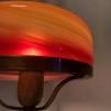 200 mm - Skärm varmmelerad mellan - till Strindbergslampa