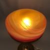 Strindbergslampa klassisk 200 mm varmmelerad