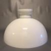 Rochesterskärm opal - 400 mm (Skärm till fotogenlampa)