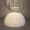 Rochesterskärm opal - 350 mm (Skärm till fotogenlampa) - Rochesterskärm 353 mm