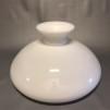 Vestaskärm opal - 400 mm (Skärm till fotogenlampa)