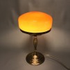 235 mm - Skärm orange stor - till Strindbergslampa