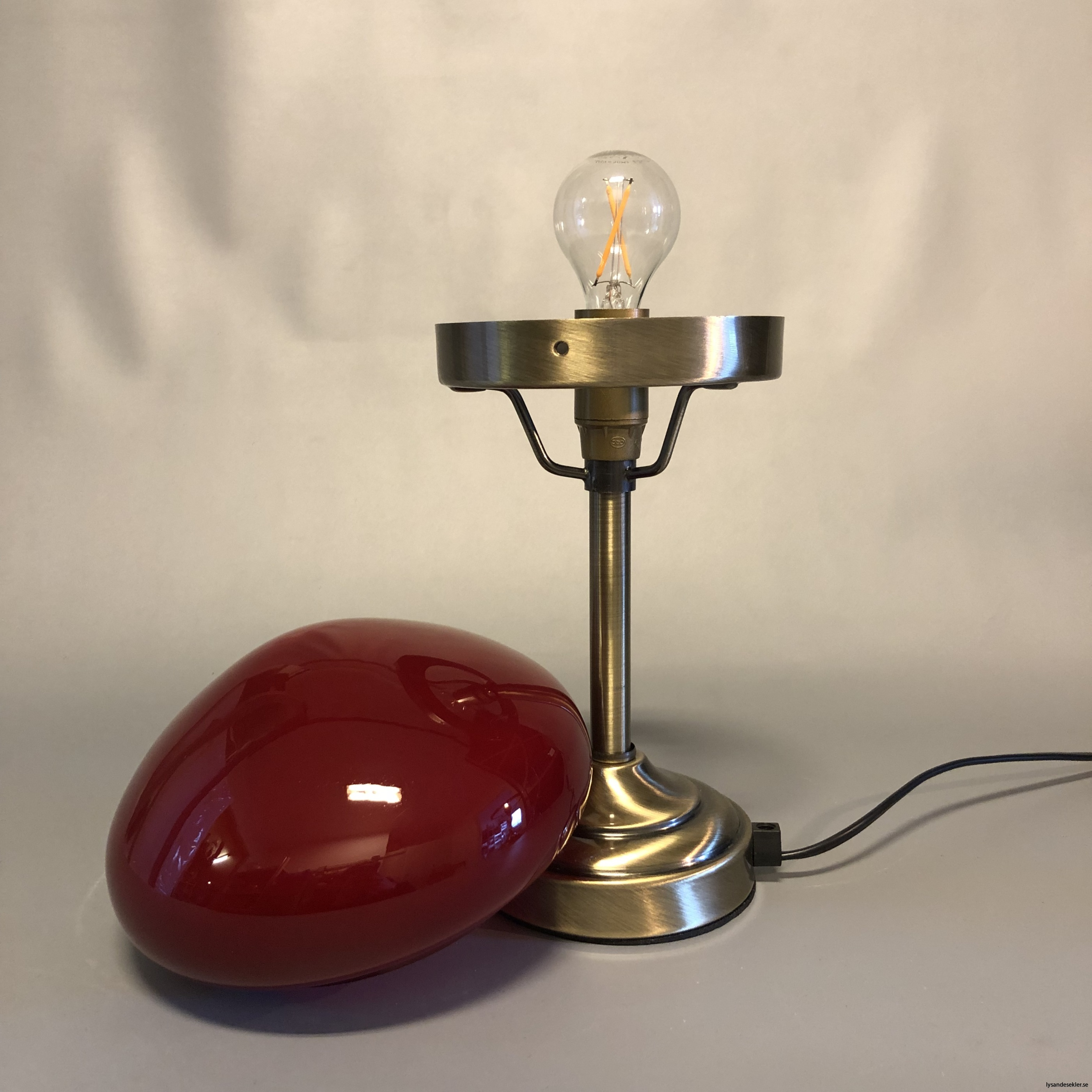 liten strindbergslampa 12 cm skärm9