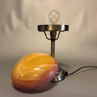 Strindbergslampa mini med varmmelerad skärm - Strindbergslampa liten varmmelerad
