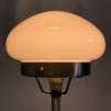 Strindbergslampa mini med vaniljfärgad skärm