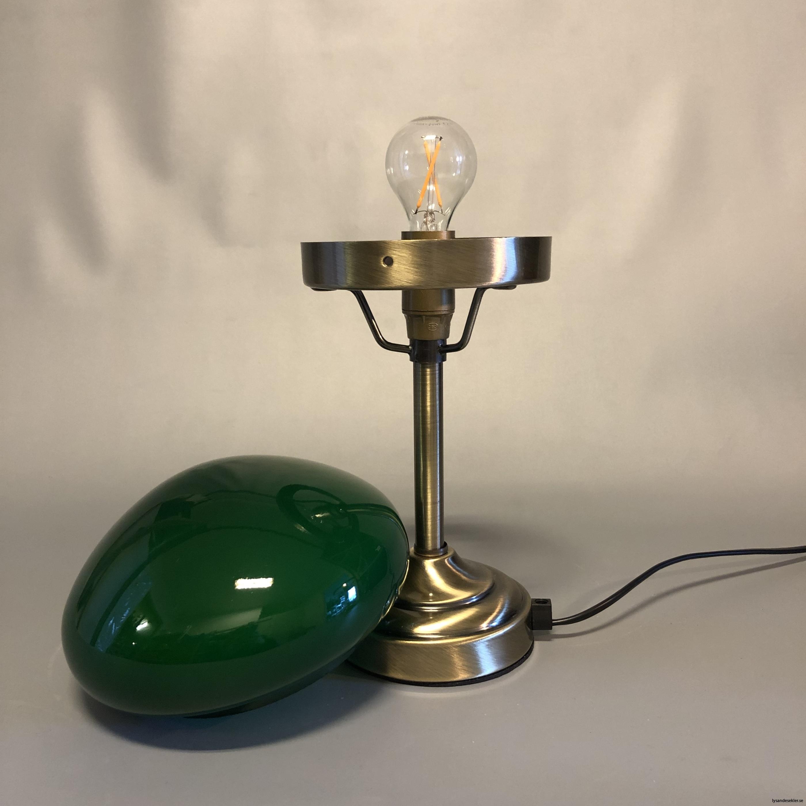liten strindbergslampa 12 cm skärm24