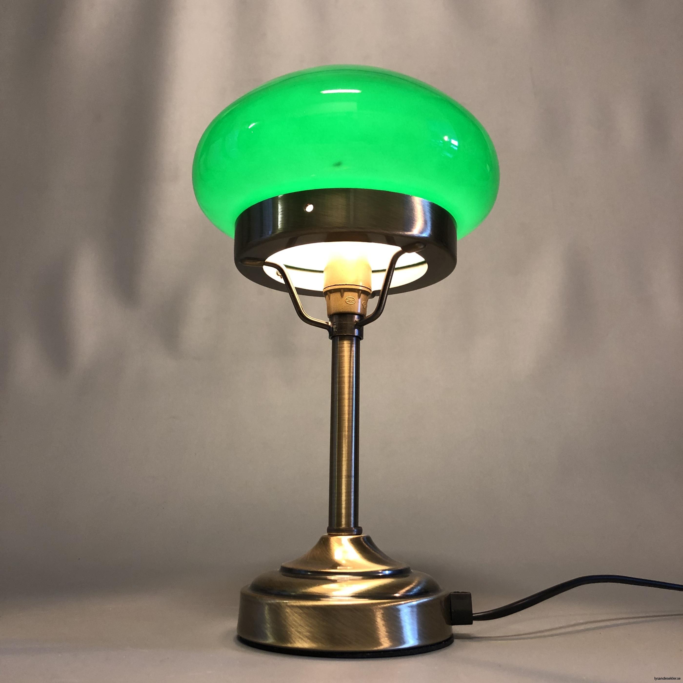 liten strindbergslampa 12 cm skärm30
