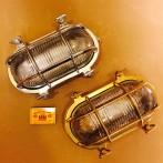 Ny: Oval gallerarmatur mellan