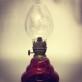 30 mm - Linjeglas 3''' ägg (Glas till fotogenlampa)