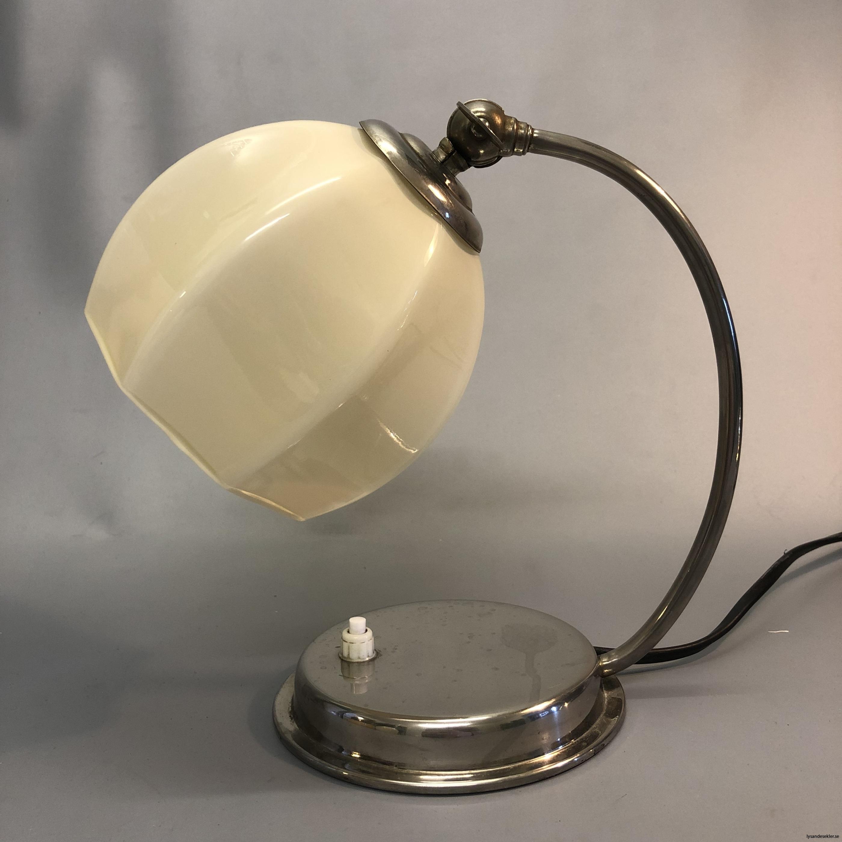 lampskärm lampkupa retro vintage vanilj parasoll6