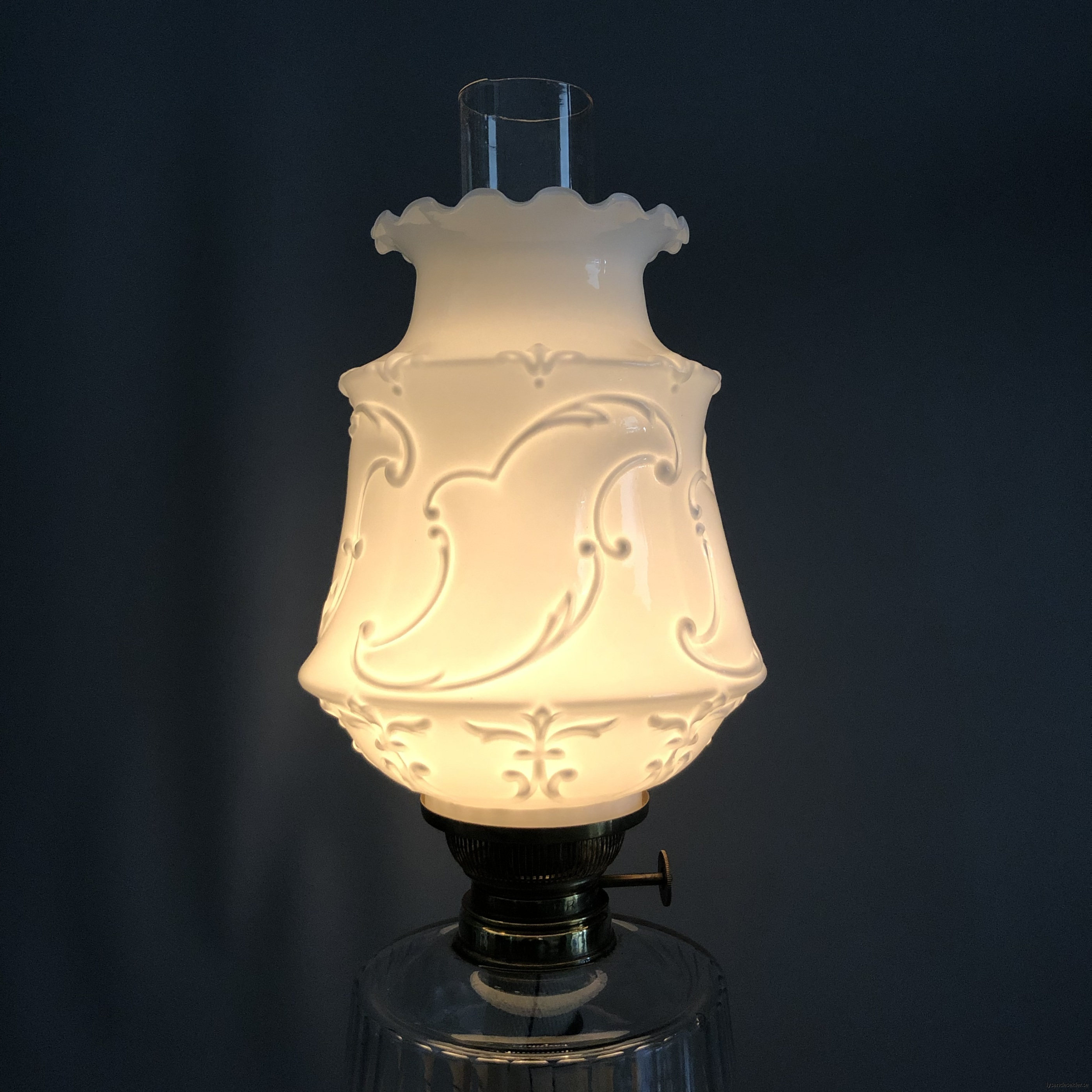 fotogenlampskupa kupa till fotogenlampa tulipan tulpan tulpankupor kupor4