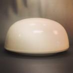 150 mm - Skärm opalvit mindre - till Strindbergslampa