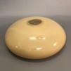 Skålformad gultonad hålskärm