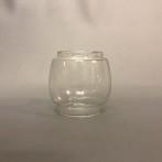Extraglas till liten stormlykta 47x49x63 mm