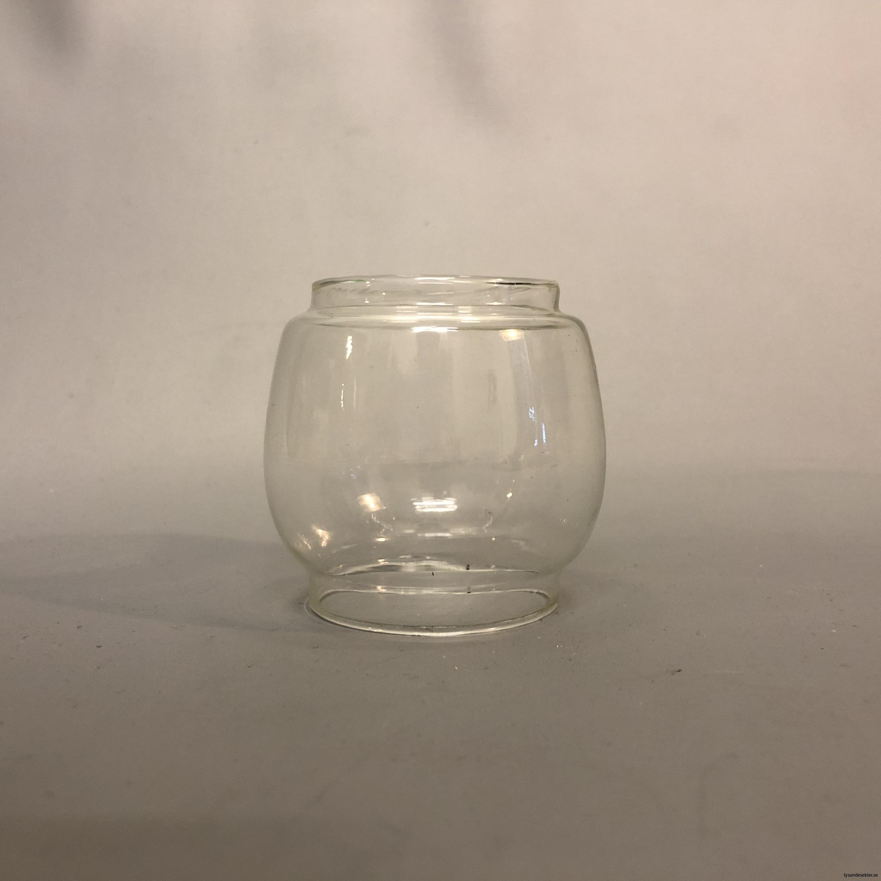 glas till liten stormlykta 47x49x63 mm