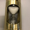 Timglas i mässing 3 minuter