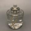 Restauranglampan Fyrtorn II - rostfri oljelampa - Tillval: Engångsbehållare med lampolja för 50 timmars brinntid