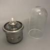 70 mm - Reservglas till