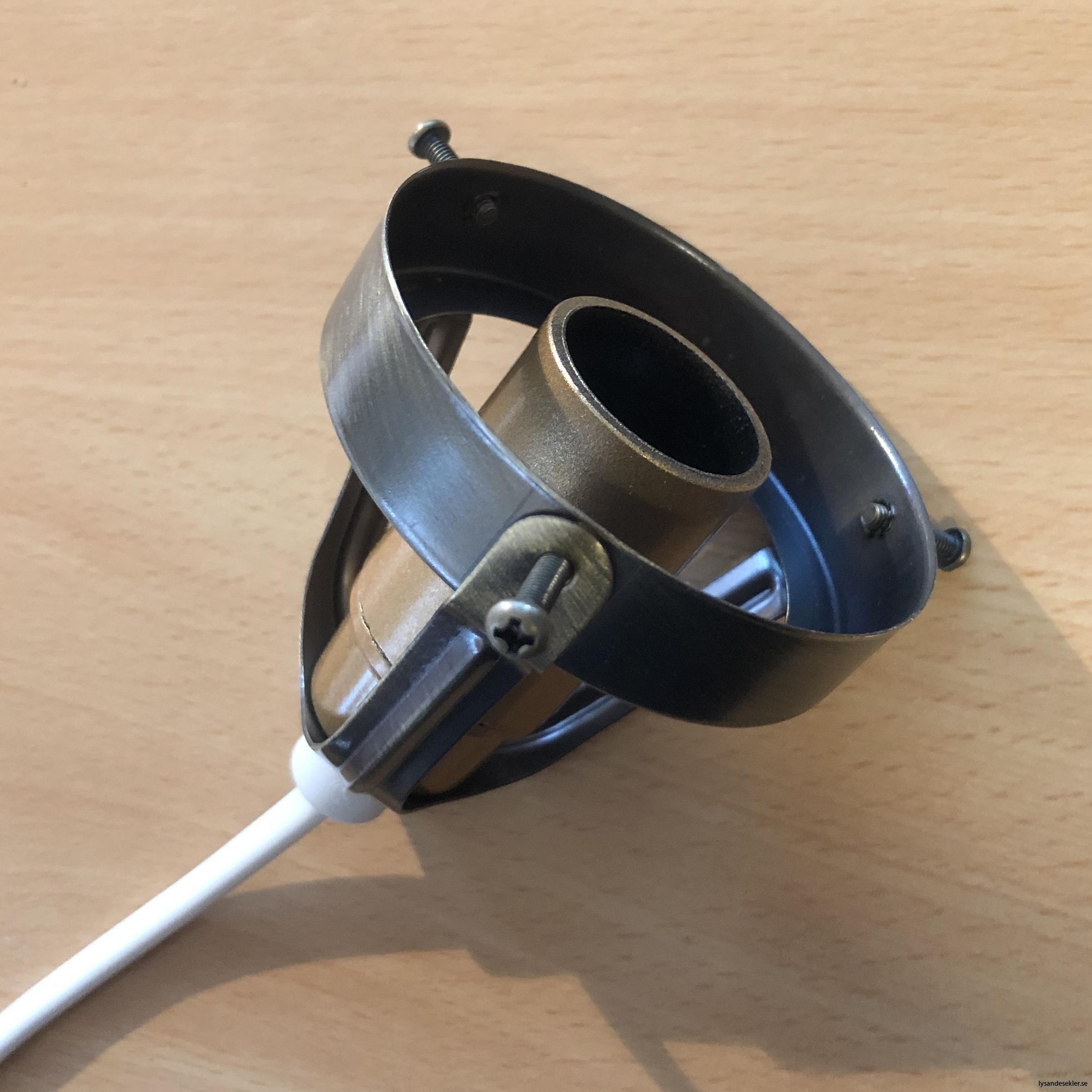 sladdupphäng för flänsskärm 55-60 mm med klofattning3