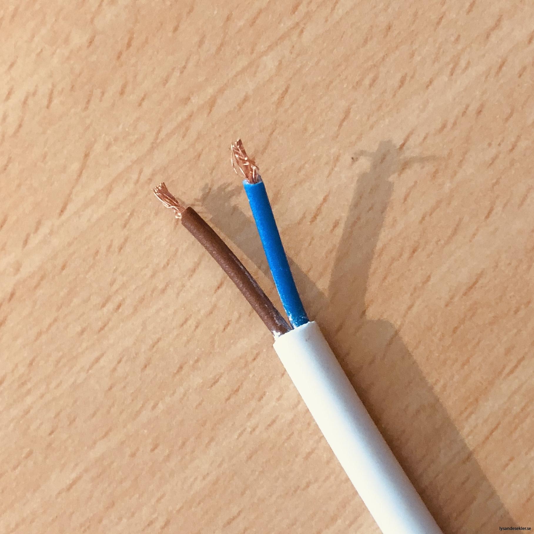 sladdupphäng med klofattning för cirka 55-60 mm lampskärm med fläns6