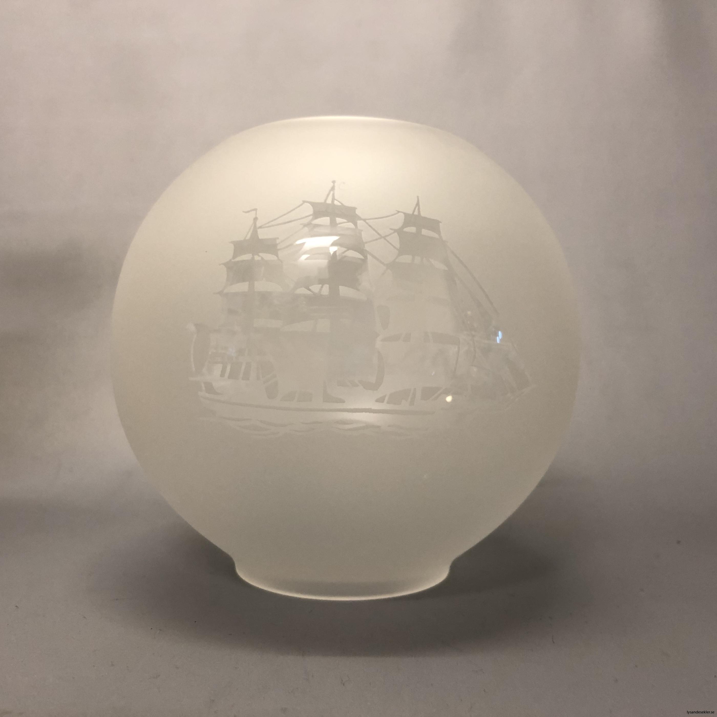 små klotkupor 135 mm till fotogenlampor dansk design6